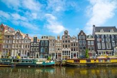 Predios Amsterdã