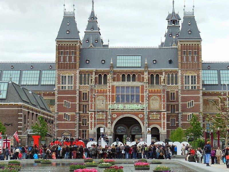 Museumkwartier Amsterdã