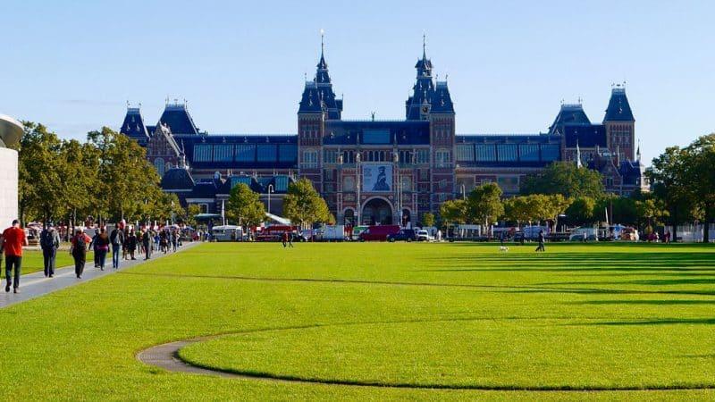 Museumplein Amsterdã