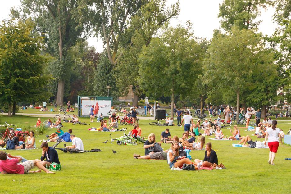 Amsterdã-vondelpark