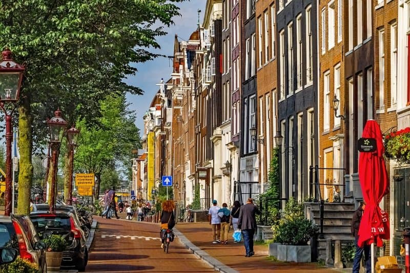 jordaan Amsterdã