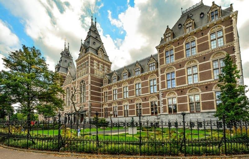 Rijksmuseum Amsterdã
